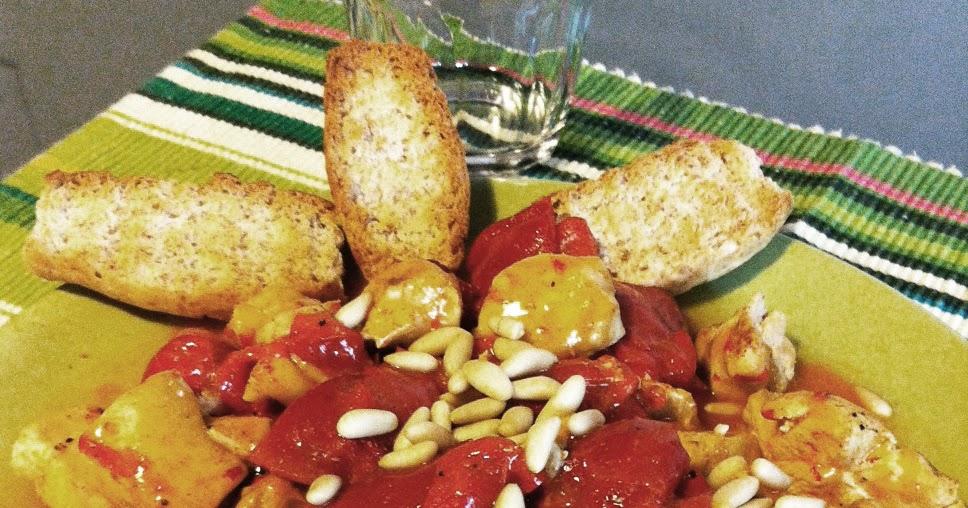Le bimbe del bimby pollo ai peperoni e curry for Cucinare a 70 gradi