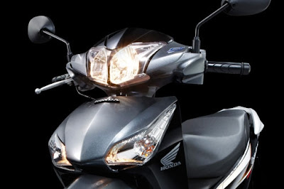 Honda Future 2012 - Đèn pha