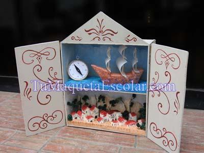 retablo estilo ayacuchano