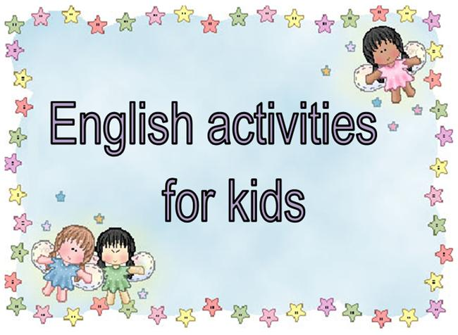Grammar & Vocabulary Activities
