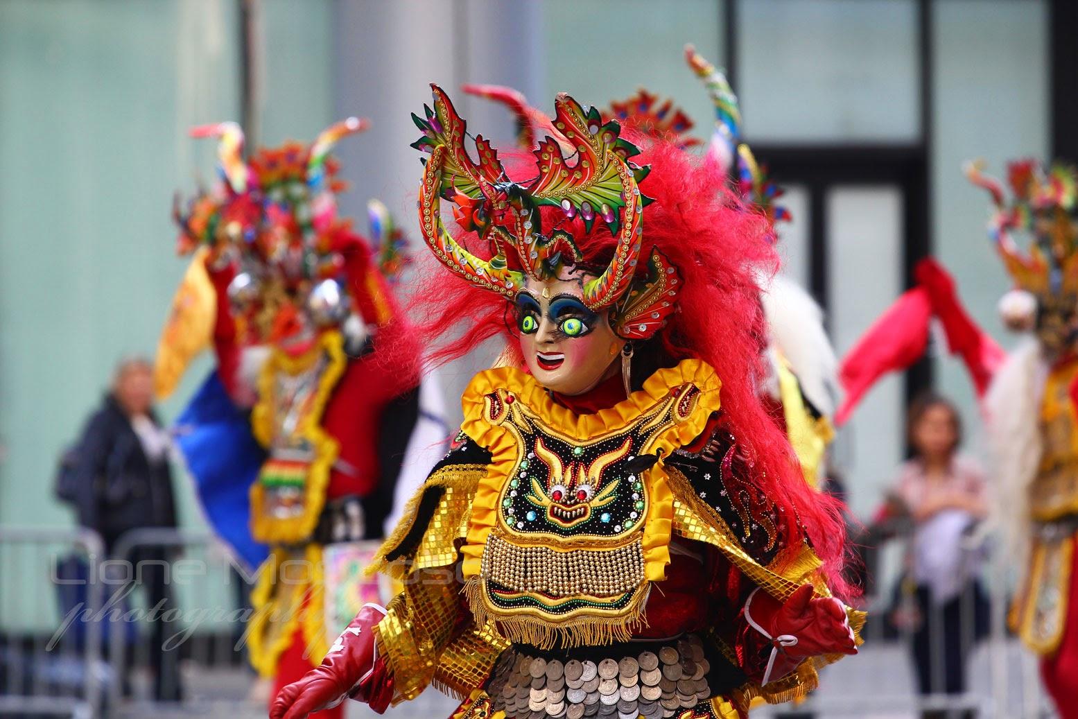 Diablada  danzas bolivianas