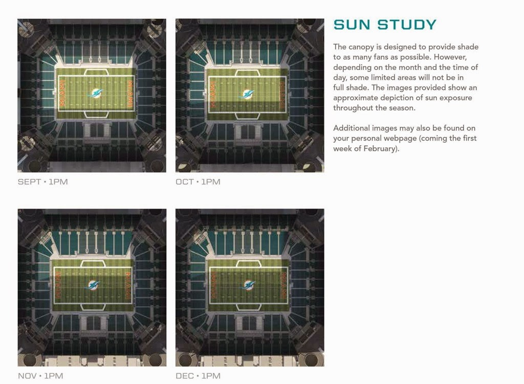 sc 1 st  DolphinsTalk.com & Sun-Study of the NEW Sun Life Stadium when the Roof goes up