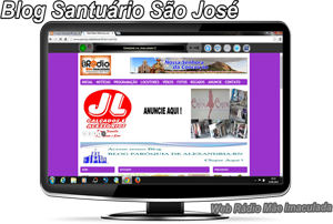 Web Rádio Mãe Imaculada