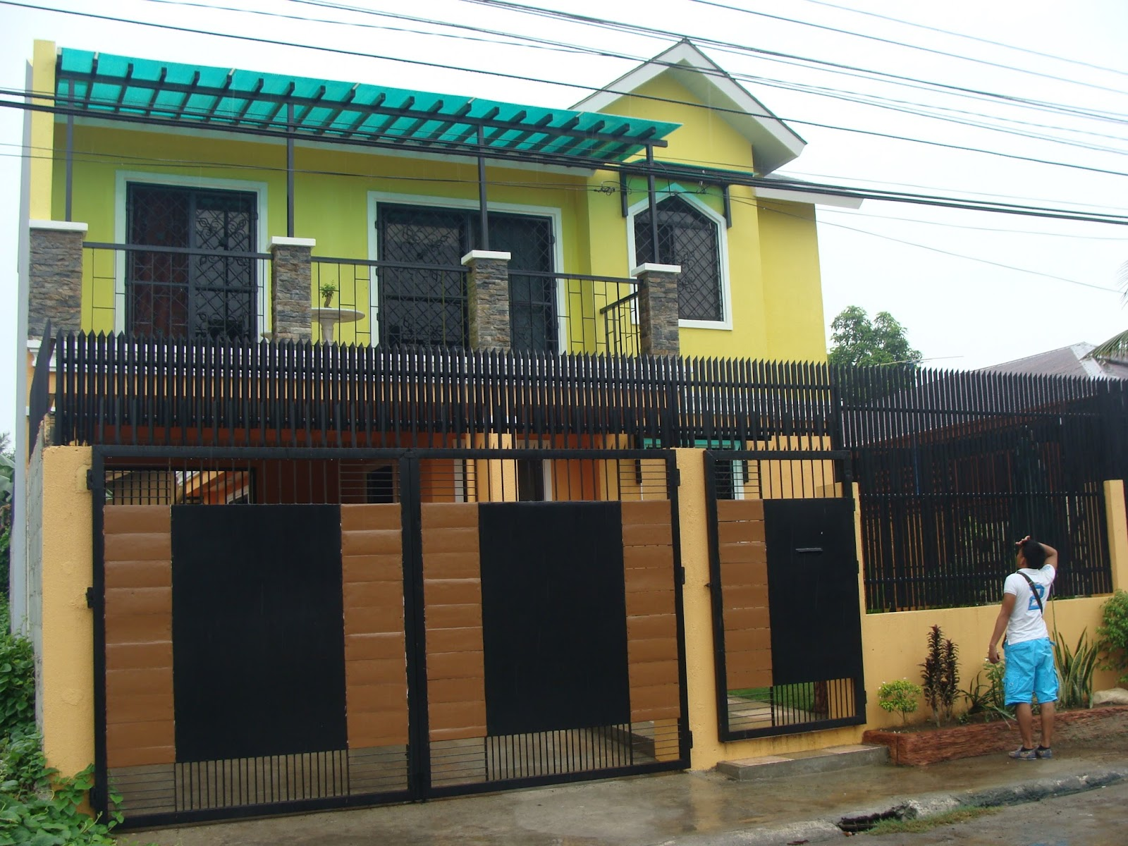 Alta Tierra Village house construction project in Jaro, Iloilo ...