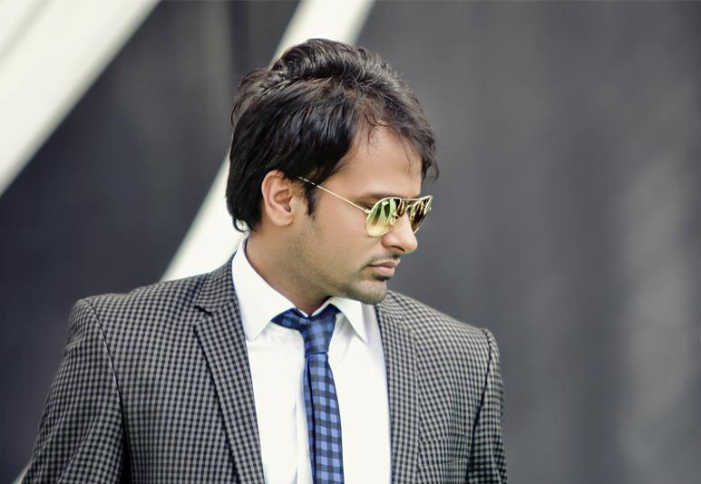 Punjabi Actor Amrinder Gill Scrap