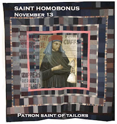 November's Patron Saints for Quilters