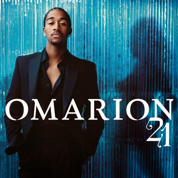 Omarion - 21 Cover