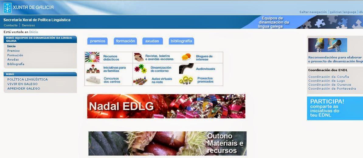 http://www.xunta.es/linguagalega/equipos_de_normalizacion