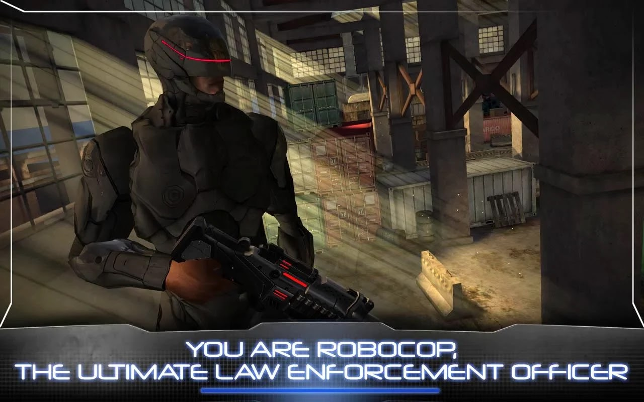 RoboCop ™ APK + DATA v1.0.3 Latest Version Unlimited Money & Gold Hack