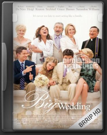 The Big Wedding (BRRip HD Inglés Subtitulada) (2013)