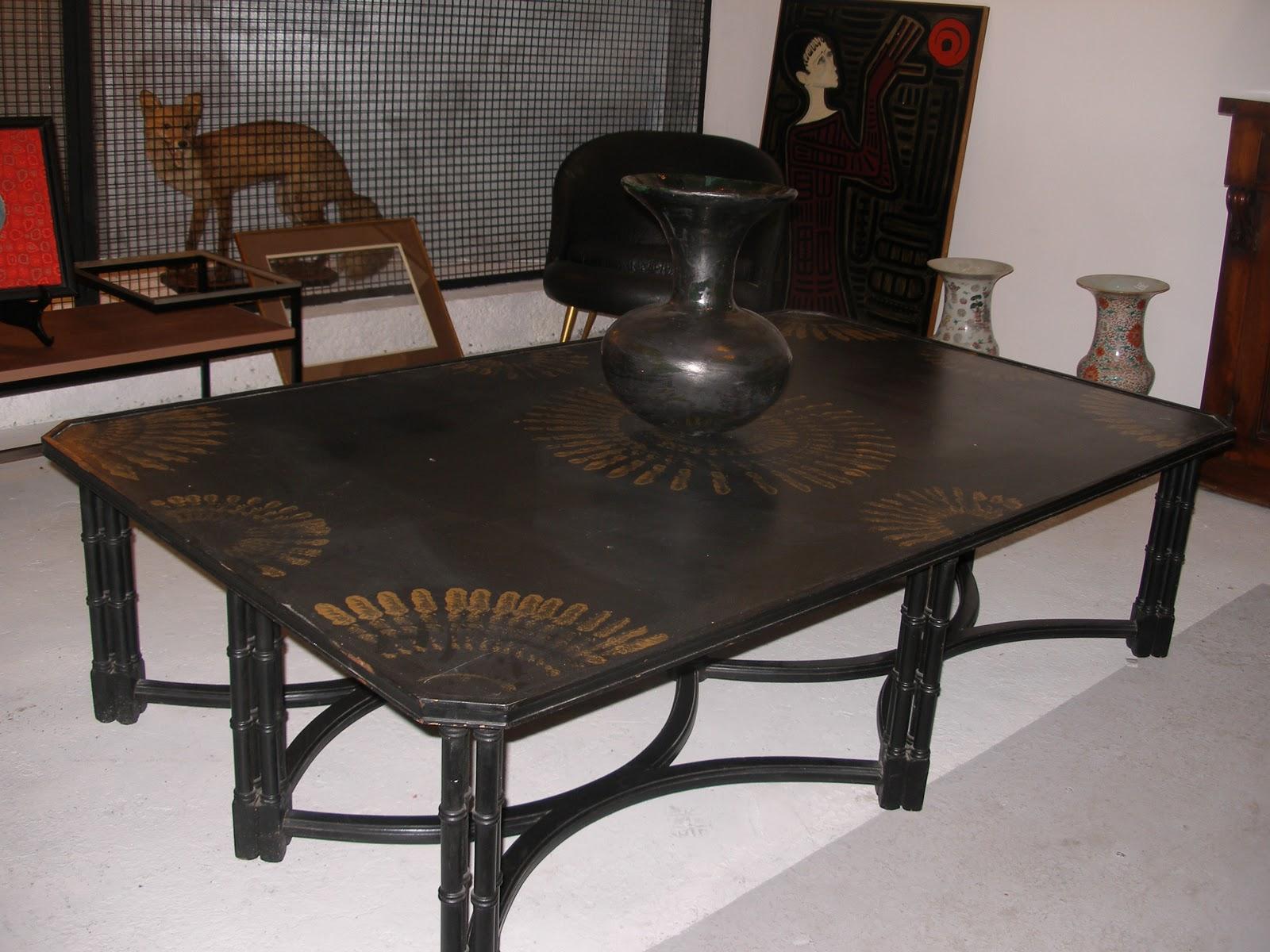 antiquites rachida dekoumi table basse decoration xx. Black Bedroom Furniture Sets. Home Design Ideas