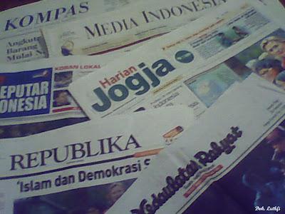 surat kabar terbaik di Indonesia