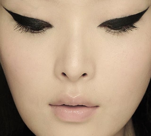 Tendance eye liner nippon