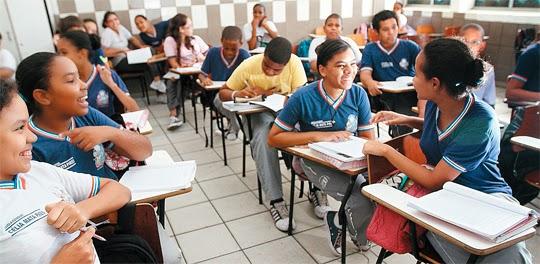 Diretores de escolas do estado receberão gratificação em fevereiro (Foto: Rafael Martins/Arquivo Correio)