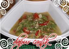 Gambar Masakan Tumis Buncis Tomat Dapur Cantik