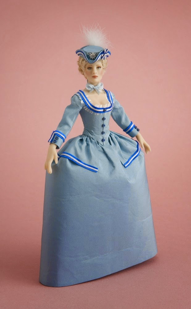 marie antoinettes a doll - Barbie Marie