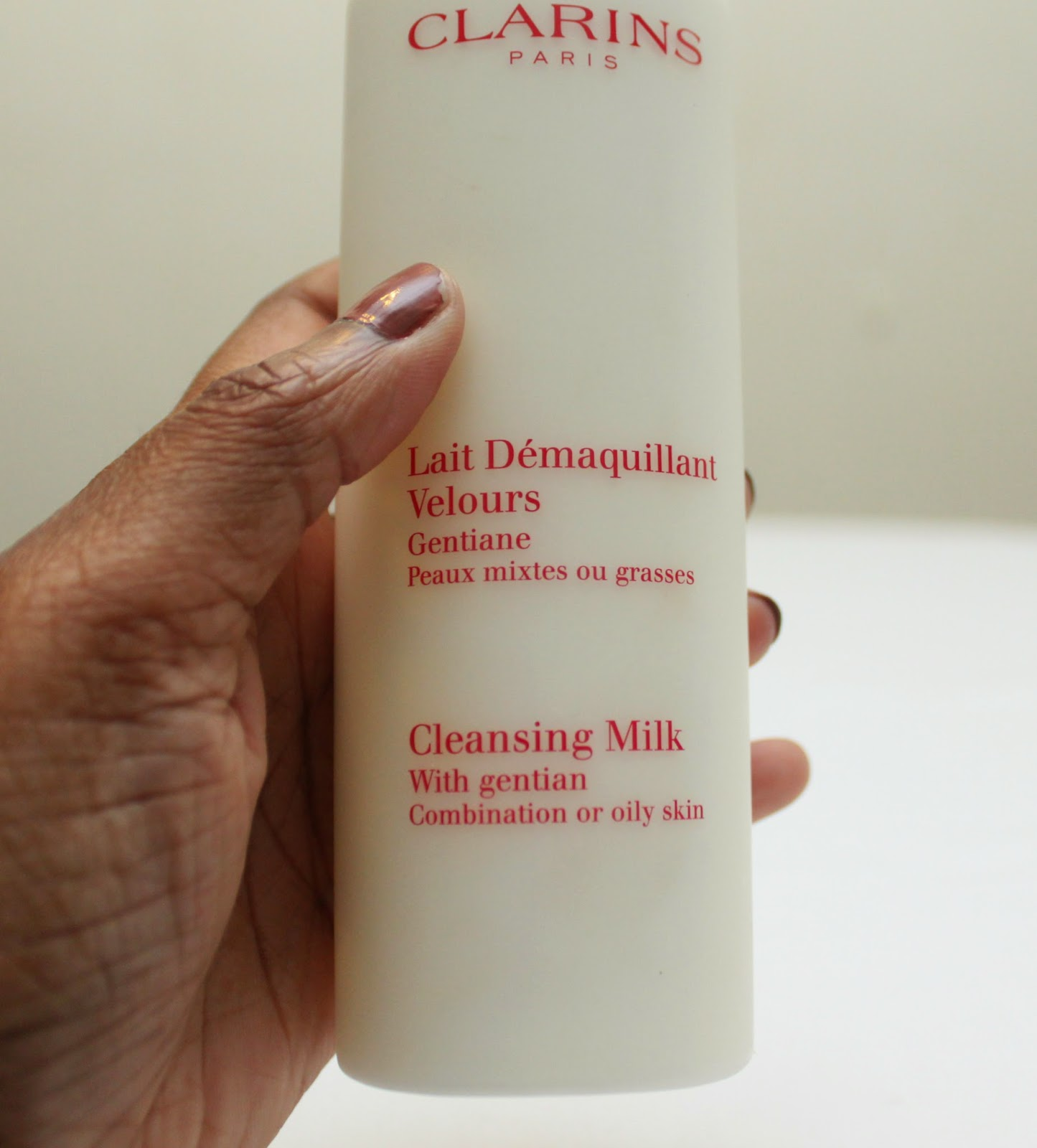 CLARINS CLEANSING MILK