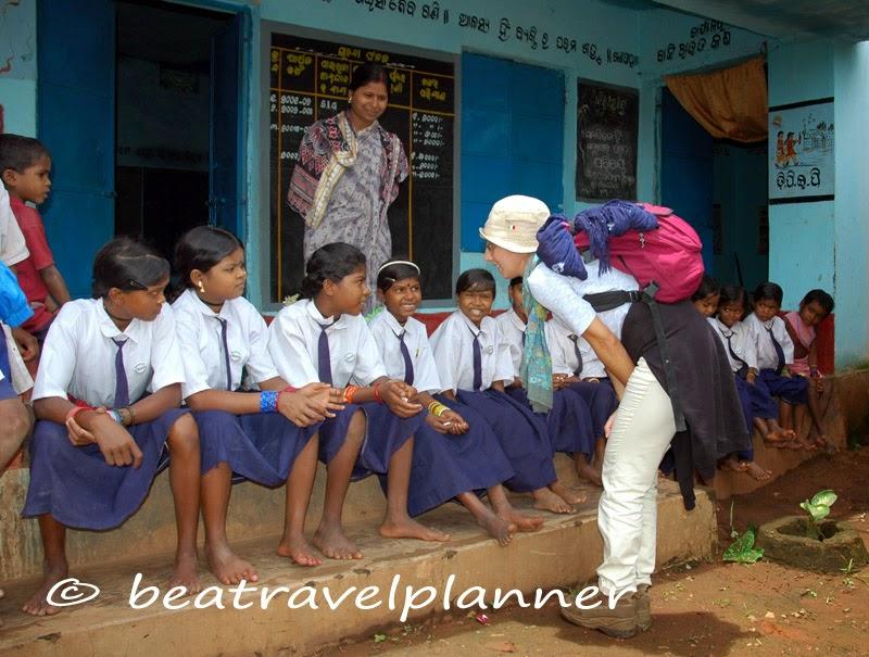 Tutti a scuola - Chattisgarh - India