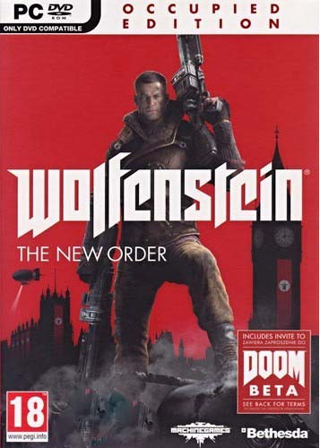 Wolfenstein The New Order Download for PC