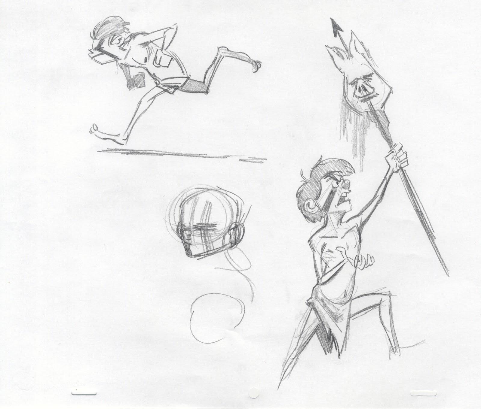 Lord of the Flies - JackLord Of The Flies Jack Drawing