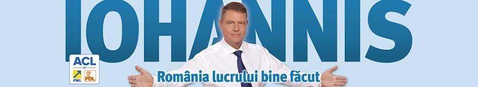 VOTEAZĂ PENTRU UN PREŞEDINTE SIBIAN!