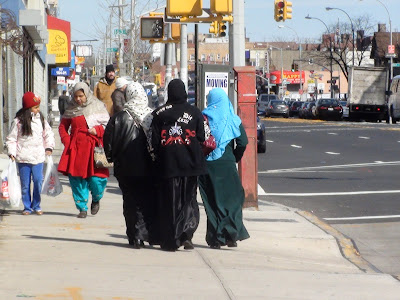 Jamaica Queens ~ Islam on the Move ~ Photos