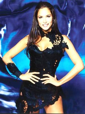 Lorena Rojas mas joven