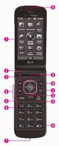 lg phone instruction manual