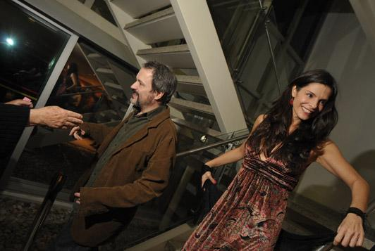 Leonardo Medeiros e Helena Ranaldi em A Música Segunda