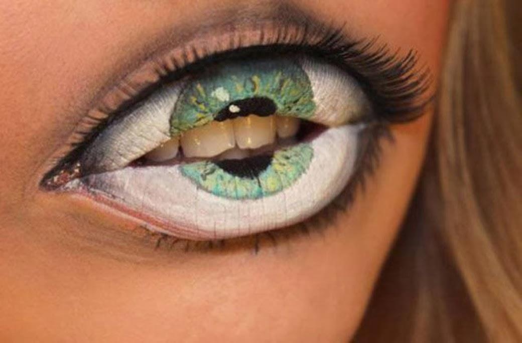 Картинки по запросу maquillaje de ojos artistico