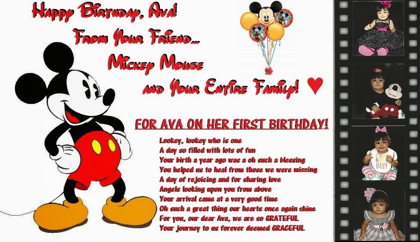 dominguez family blog  birthday wishes  happy birthday  ava