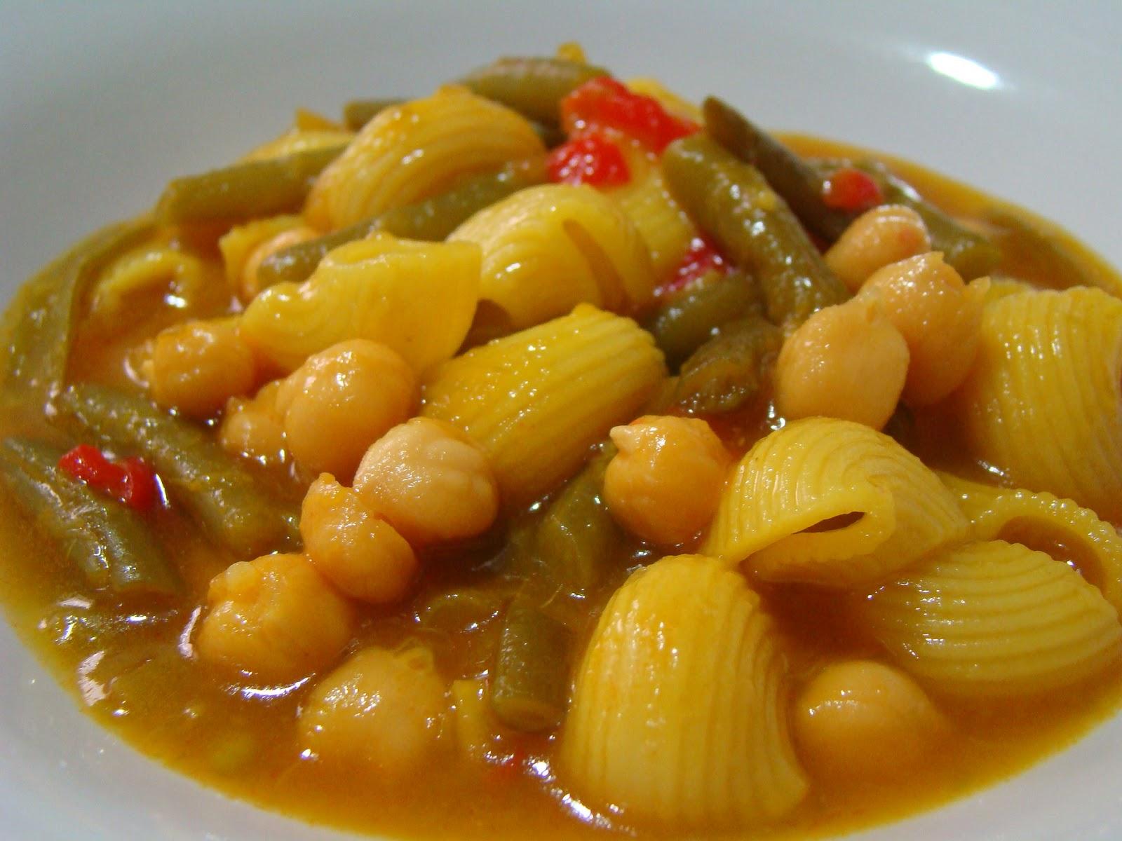 Las delicias de felicia olla gitana for Comida rapida y calentita