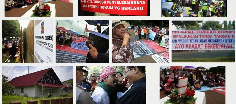 GKI Yasmin Bogor