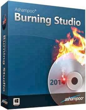 Ashampoo Burning Studio 12.0.5 2014 Türkçe Full İndir
