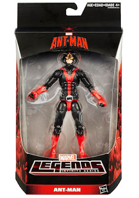 San Diego Comic-Con 2015 First Look: Walgreens Exclusive Ant-Man Marvel Legends Action Figure