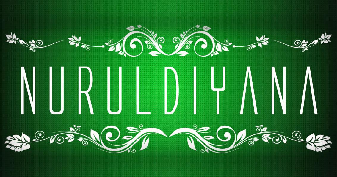 NURULDIYANA | BUTIK