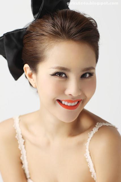 5 Sun Yiqi-Short skirt-very cute asian girl-girlcute4u.blogspot.com