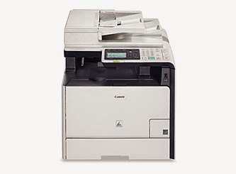 Canon MF8580Cdw Printer Driver Download