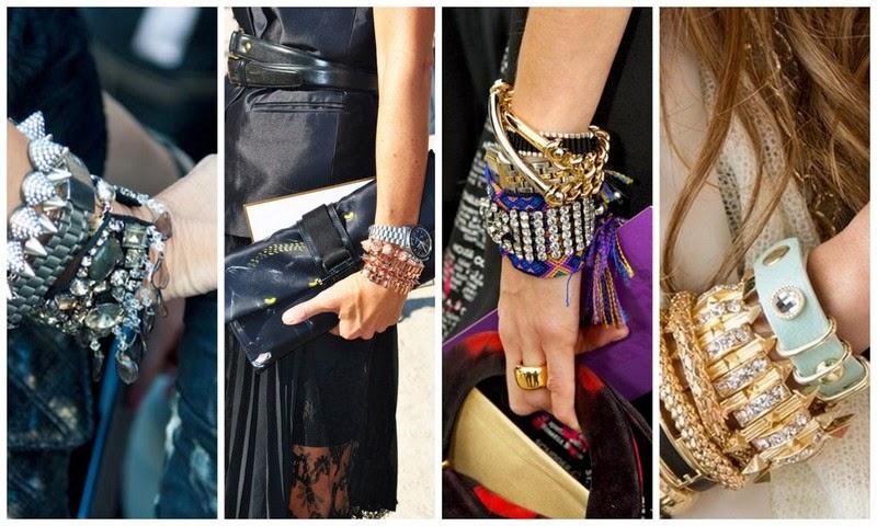 wrist jewelry inspiration