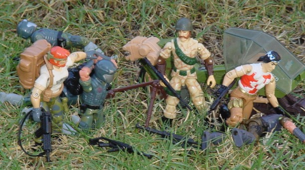 1990 Ambush, 1987 LCV, 1993 Mail Away Spirit, 1987 Outback, 2002 Viper