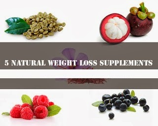 5 Natural Weight Loss Supplements, Weight Loss , Natural Weight Loss