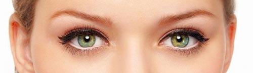 ojos pequeños