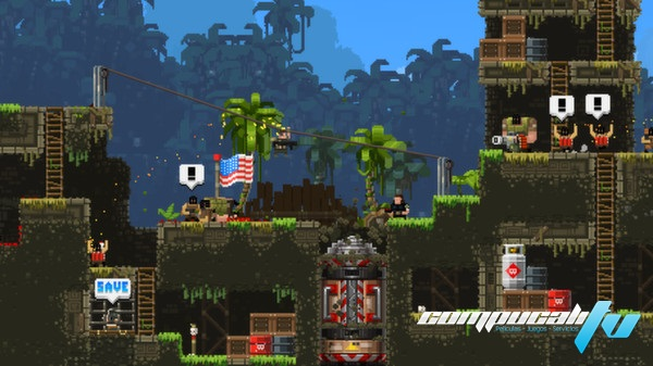 Broforce PC Full