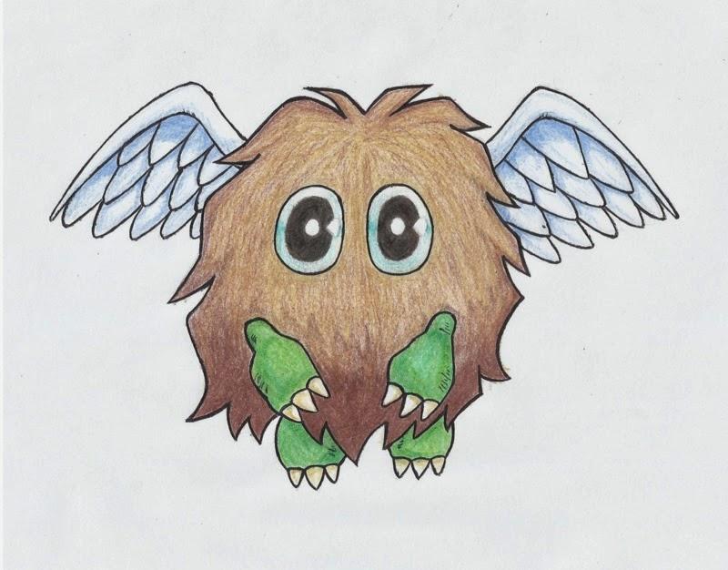 Bichinho marrom (desenho)