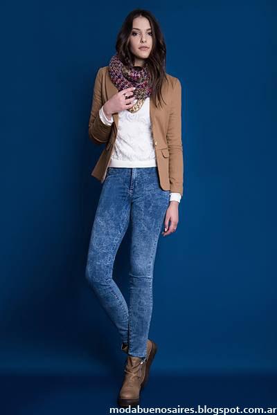 Sacos invierno 2015 moda Estilo Ambar.