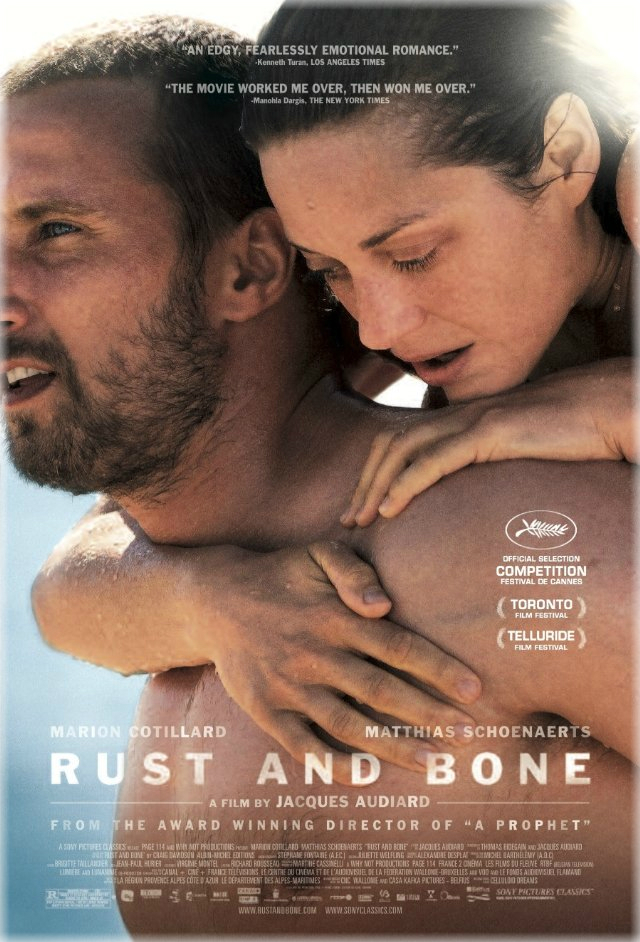 De óxido y hueso - Rust and Bone