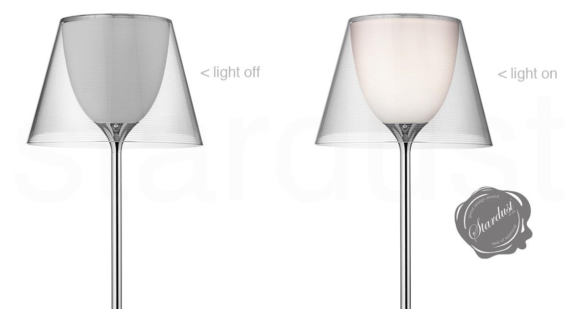 Modern interior design original ktribe t classic flos for Philippe starck glass table