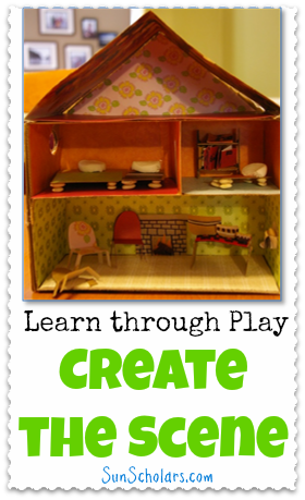 Sun Scholars - Create the Scene, Learn through Play
