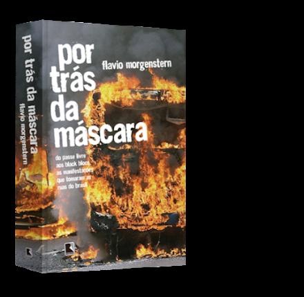 POR TRÁS DA MÁSCARA - FLAVIO MERGENSTERN