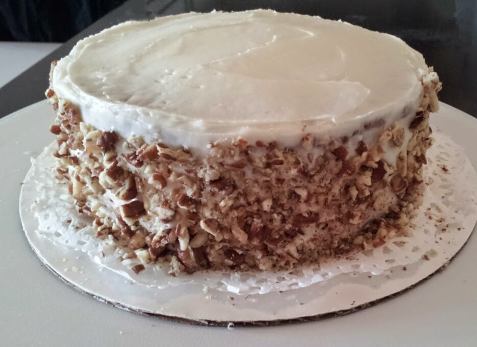 Can I Substitute Walnuts For Pecans In Carrot Cake